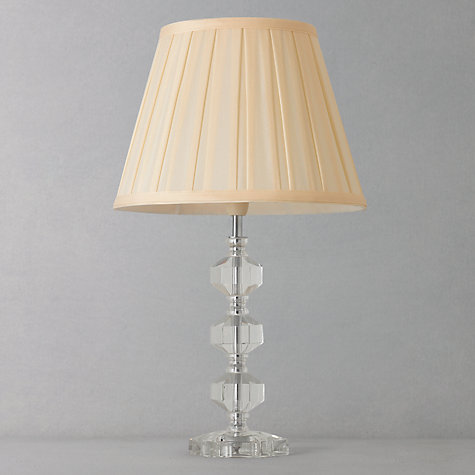 Buy john lewis rosalie table lamp john lewis for Table lamp shades john lewis