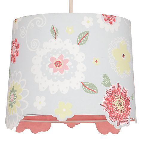 Buy little home at John Lewis Easy-to-fit Amelie Ceiling Shade Online at johnlewis.com