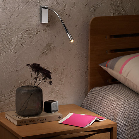 Buy John Lewis Cobra Wall Light Online at johnlewis.com