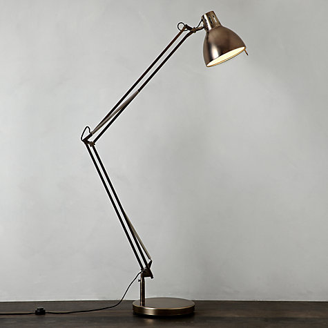 Buy john lewis hampton floor lamp john lewis for John lewis floor lamp reading