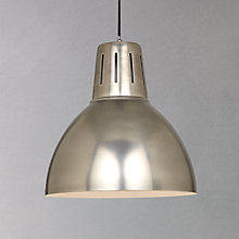 Buy John Lewis Hampton Pendant Online at johnlewis.com