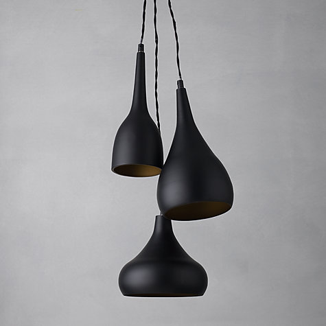 Buy John Lewis Hardy Pendant, 3 Light Online at johnlewis.com