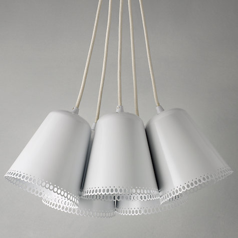 Buy John Lewis Harper Cluster Light, 5 Light Online at johnlewis.com