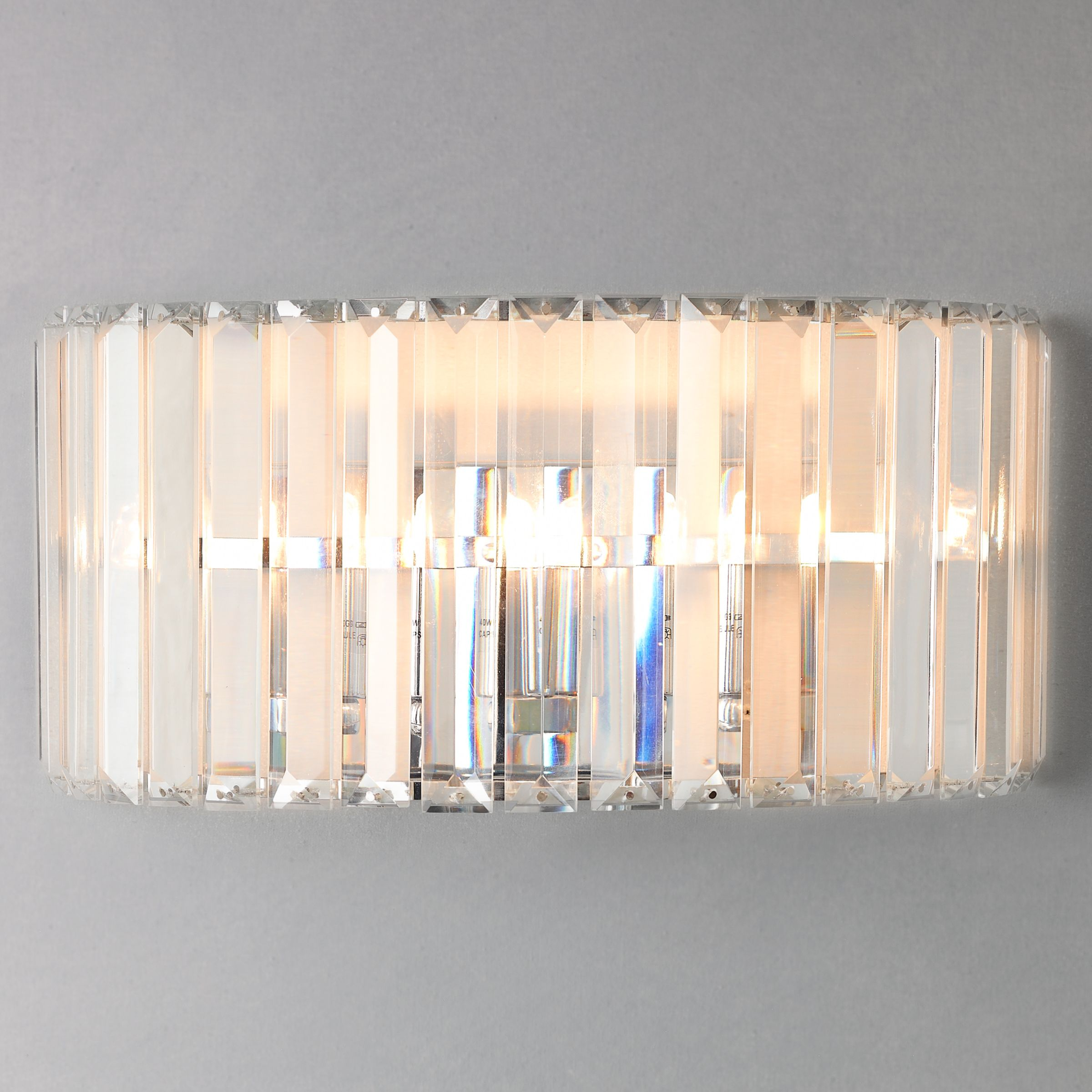 John Lewis Wall Lights Glass : Buy John Lewis Frieda Wall Light, Large John Lewis