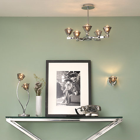 Buy John Lewis Lucie Wall Light, Single Online at johnlewis.com