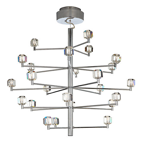 Buy John Lewis Oralia Ceiling Light, Large, 24 Light Online at johnlewis.com