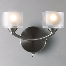 Buy John Lewis Paige Double Wall Light Online at johnlewis.com