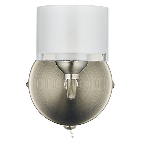 Buy John Lewis Paige Single Wall Light Online at johnlewis.com