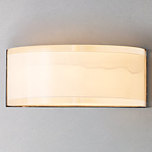 Buy John Lewis Quattro Bathroom Wall Light Online at johnlewis.com