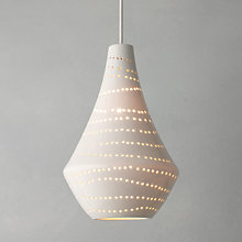 Buy John Lewis Shelby Pendant Online at johnlewis.com