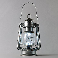 Buy John Lewis LED Traditional Lantern, Medium Online at johnlewis.com