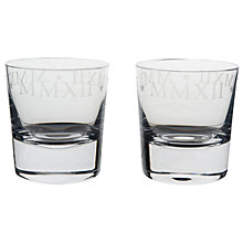 Buy Culinary Concepts Year To Celebrate 2012 Tumblers, Set of 2 Online at johnlewis.com