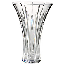 Buy Marquis by Waterford Crystal Sheridan Flared Vases Online at johnlewis.com