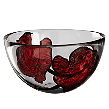 Buy Kosta Boda Tattoo Bowl, H9cm Online at johnlewis.com