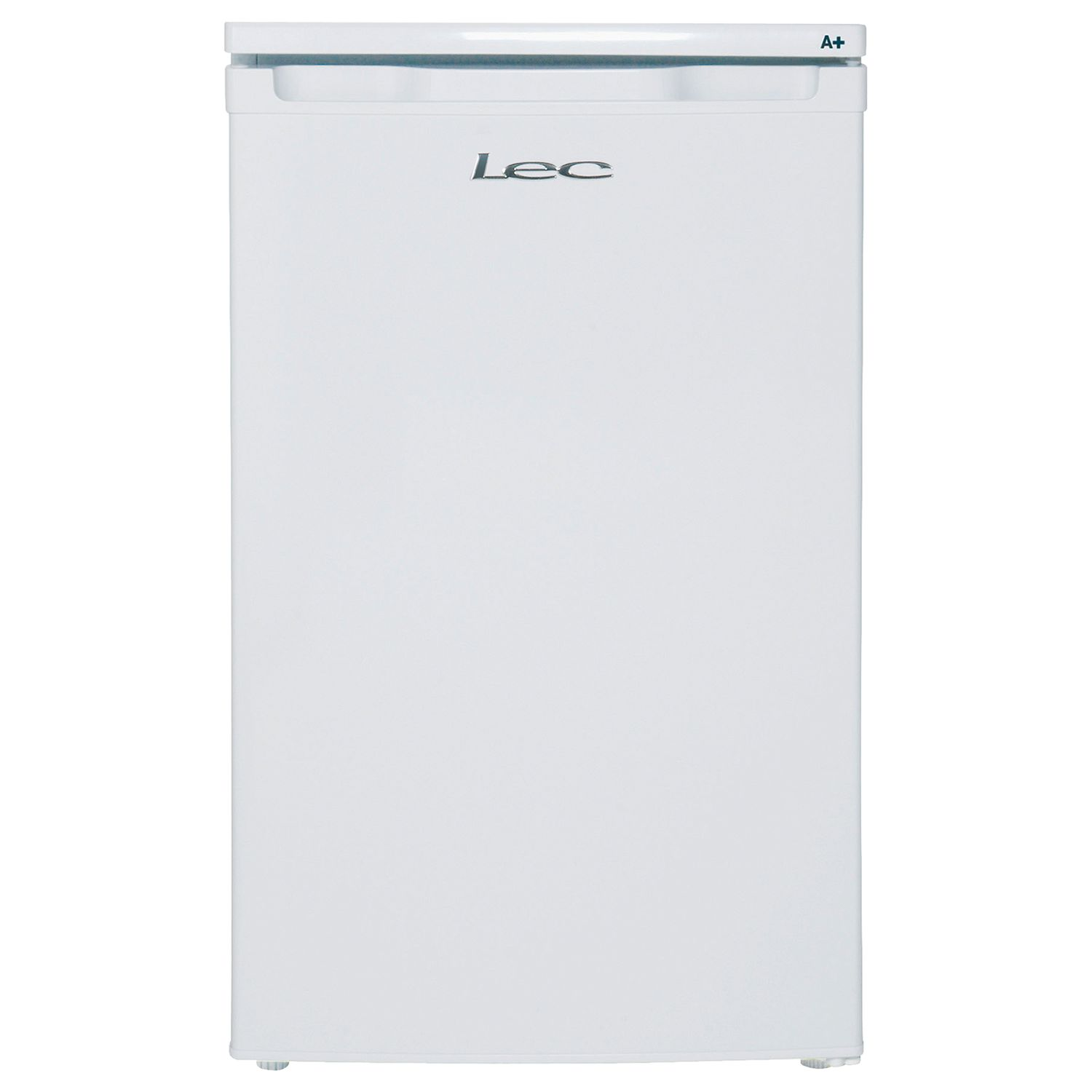 LEC Lec R5511W Fridge with Freezer Compartment, A+ Energy Rating, 55cm Wide, White