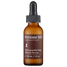 Buy Perricone MD Neuropeptide Deep Wrinkle Serum, 30ml Online at johnlewis.com