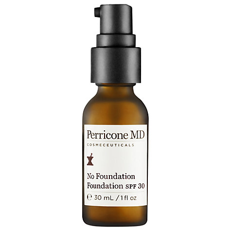 Buy Perricone MD No Foundation Foundation SPF 30, 30ml Online at johnlewis.com