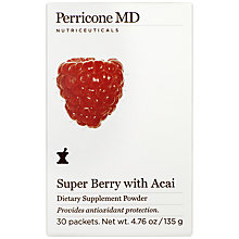 Buy Perricone MD Superberry Powder With Acai (30 Day) Online at johnlewis.com