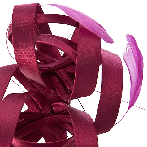 Buy John Lewis Satin Loop Headband Fascinator Online at johnlewis.com