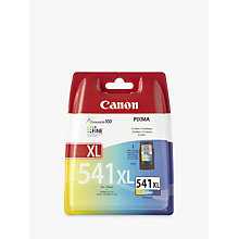 Buy Canon CL541XL Colour Ink Cartridge Online at johnlewis.com
