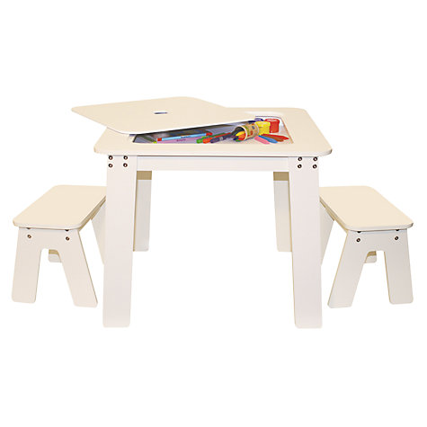 Buy Pkolino Chalk Table and Chairs Online at johnlewis.com
