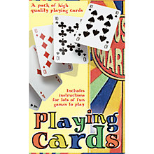 Buy Playing Cards Online at johnlewis.com