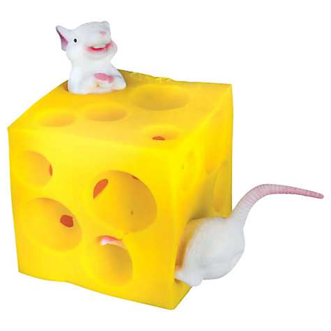 Buy Stretchy Mice and Cheese Online at johnlewis.com