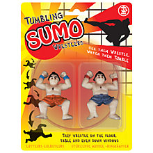 Buy Tumbling Sumo Wrestlers, Pack of 2 Online at johnlewis.com