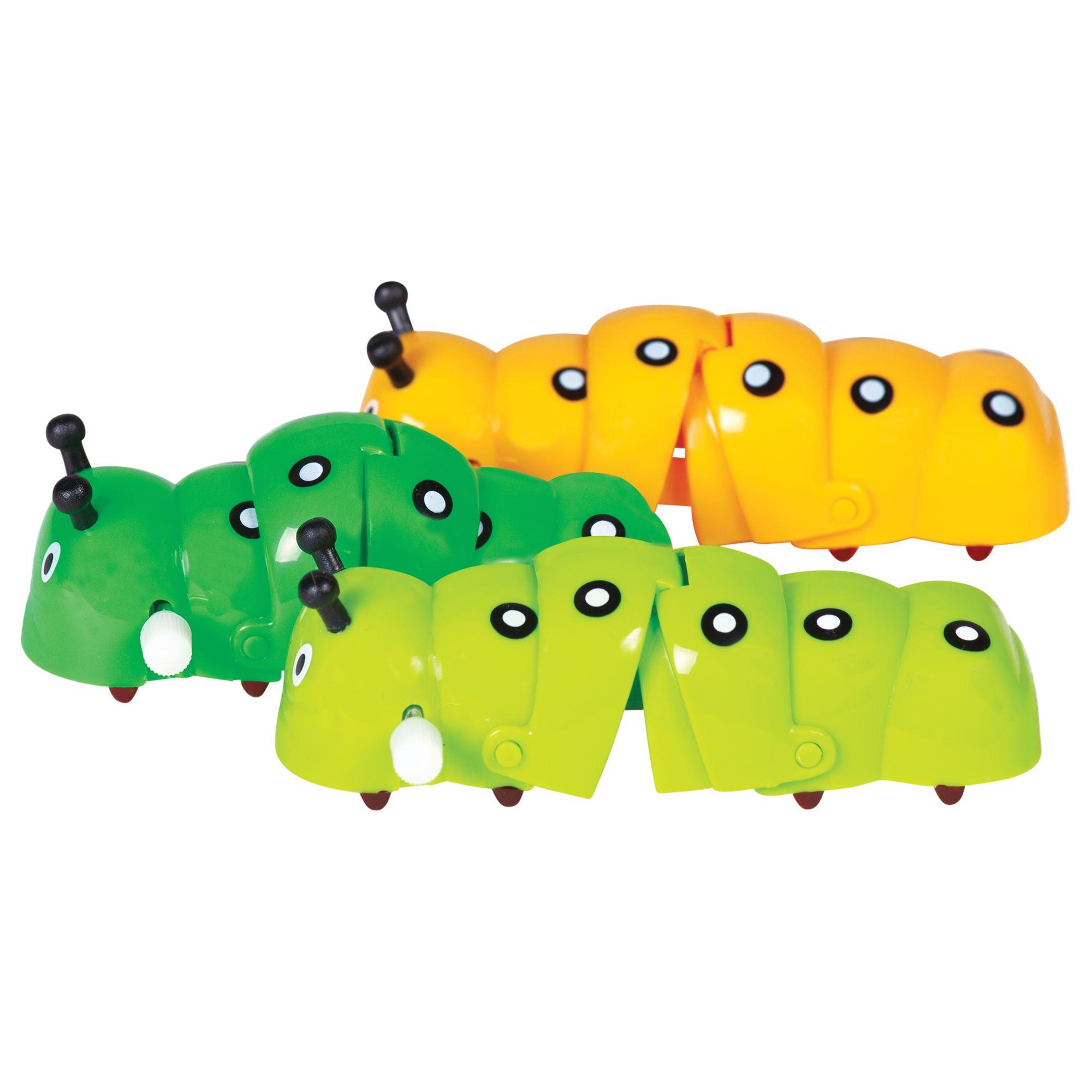 Keycraft Wind-Up Caterpillar, Assorted