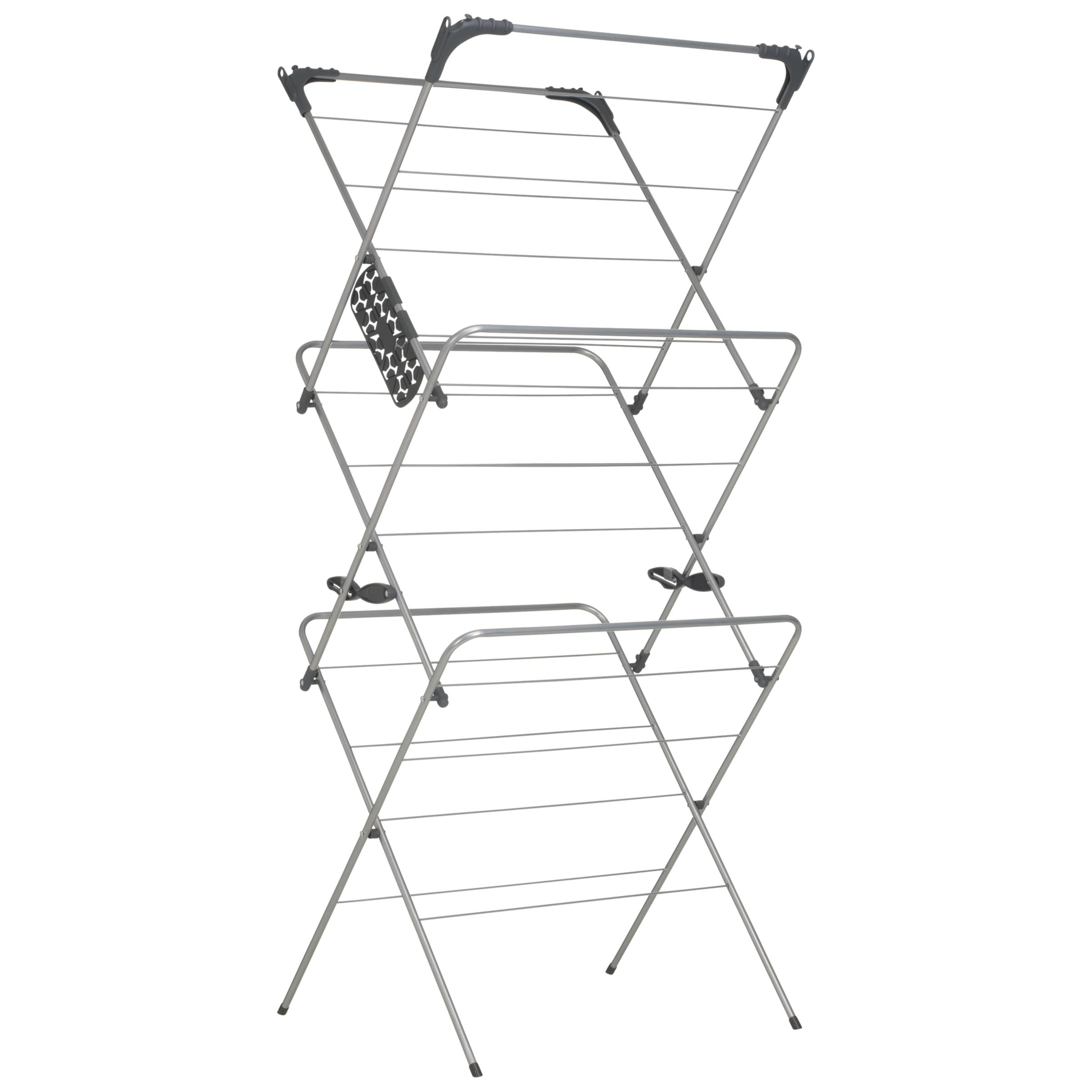 buy cheap 3 tier airer compare products prices for best. Black Bedroom Furniture Sets. Home Design Ideas