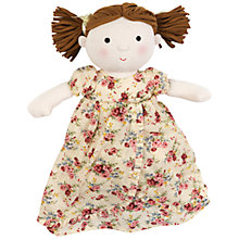 Buy Silver Cross Grace Topsy-Turvy Rag Doll Online at johnlewis.com