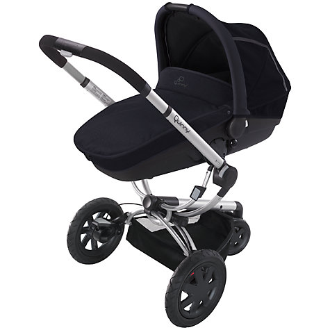 Buy Quinny Buzz 3 Pushchair, Rocking Black Online at johnlewis.com