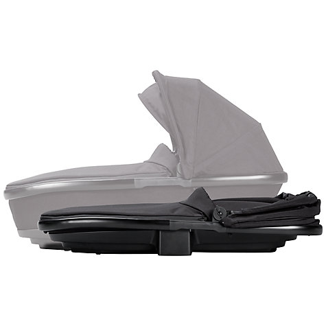 Buy Quinny Foldable Carrycot, Black Online at johnlewis.com