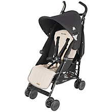 Buy Maclaren Quest Sport Buggy, Black/Champagne Online at johnlewis.com