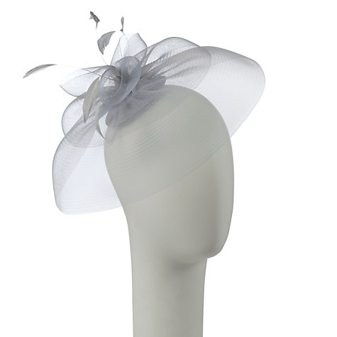 Buy Whiteley Fine Mesh Fascinator Online at johnlewis.com