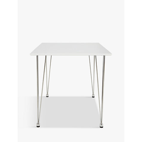 Buy House by John Lewis Jasper 6 Seater Dining Table Online at johnlewis.com