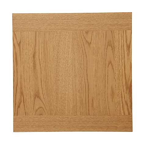 Buy John Lewis Ellis Lamp Table, Light Oak Online at johnlewis.com
