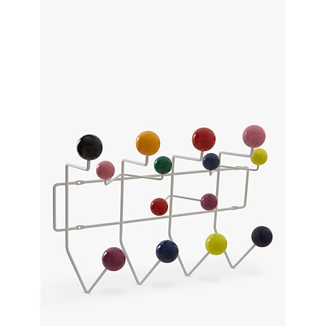 buy vitra eames 39 hang it all 39 wall rack john lewis. Black Bedroom Furniture Sets. Home Design Ideas
