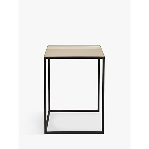 Buy Content by Conran Accents, Nest of 3 Tables, Putty/Chartreuse/Steel Online at johnlewis.com