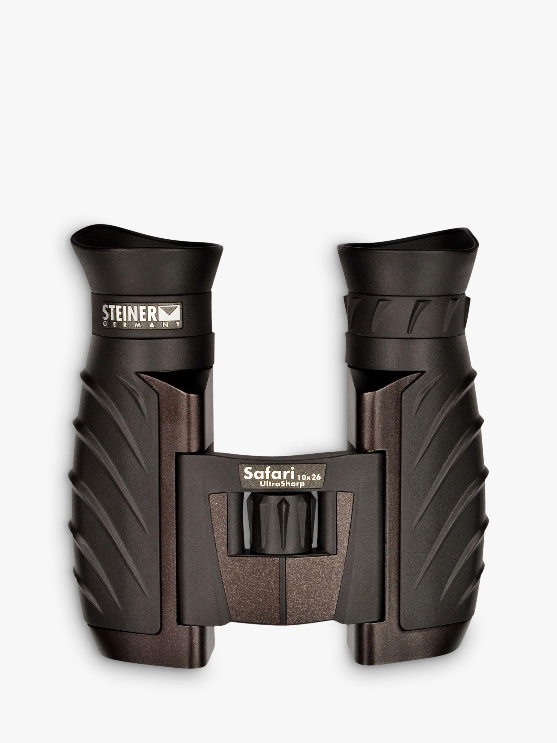 Steiner Steiner Safari Ultrasharp Binoculars, 10 x 26