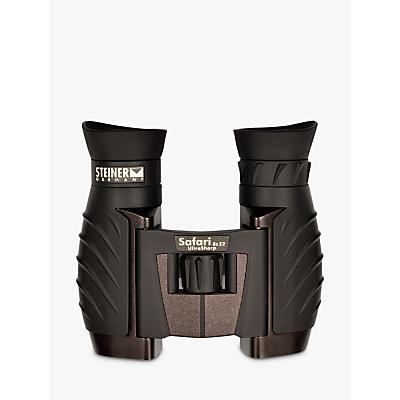 Steiner Safari Ultrasharp Binoculars 8 x 22