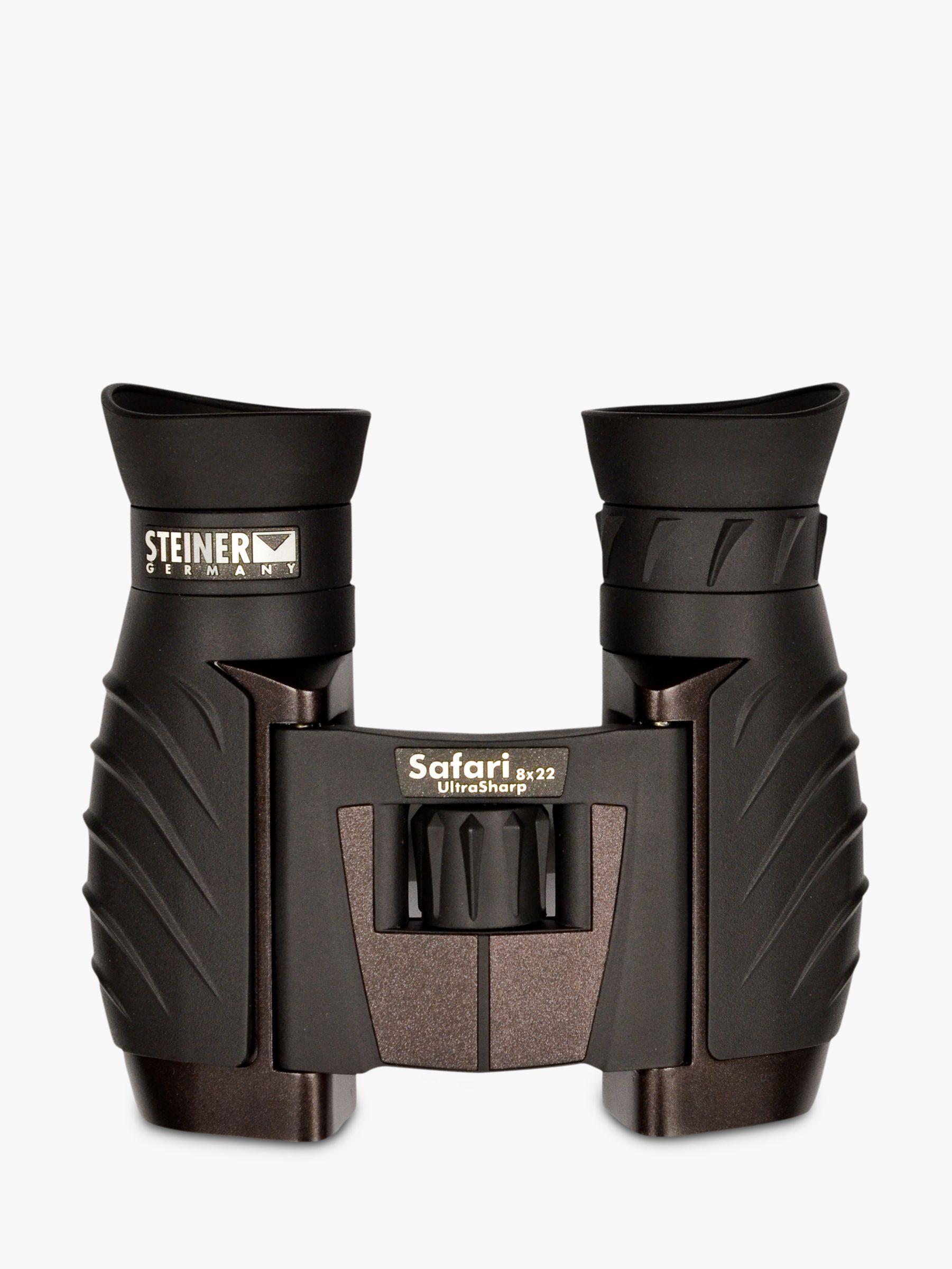 Steiner Steiner Safari Ultrasharp Binoculars, 8 x 22