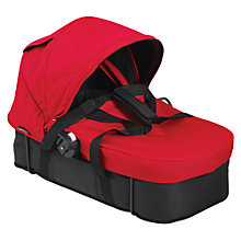Buy Baby Jogger City Select Carrycot Kit, Ruby Online at johnlewis.com