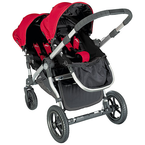 Buy Baby Jogger City Select Second Seat Kit, Ruby Online at johnlewis.com