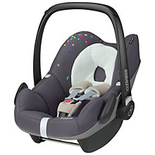 Buy Maxi-Cosi Pebble Baby Car Seat, Confetti Online at johnlewis.com