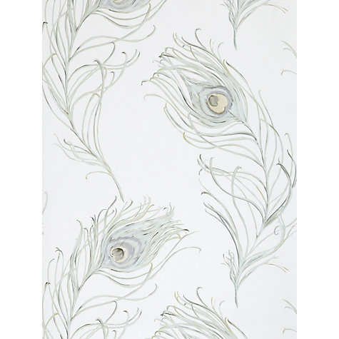 Buy Prestigious Textiles Peacock Wallpaper, Seagrass, 1938/390 Online at johnlewis.com