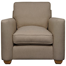 Buy John Lewis Walton Armchair, Biscuit Online at johnlewis.com