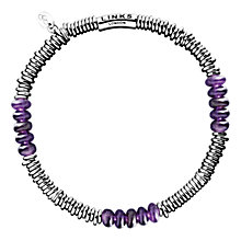 Buy Links of London XS Sweetie Bracelet, Amethyst Online at johnlewis.com