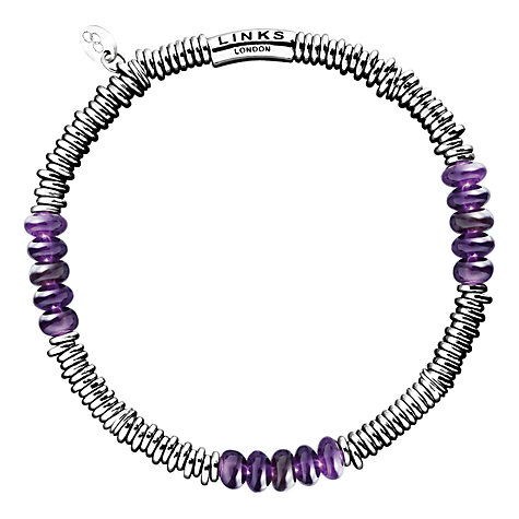 Buy Links of London XS Sweetie Bracelet Online at johnlewis.com