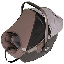 Buy Nuna Pipa Infant Carrier, Sand Online at johnlewis.com